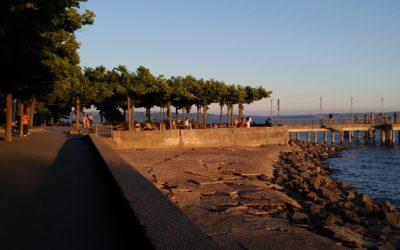 Trevignano Romano, delicato borgo sul lago di Bracciano