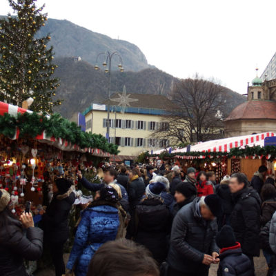 Mercatini di Bolzano piazza Walter