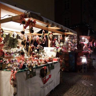 Bolzano Centro - mercato artigianato