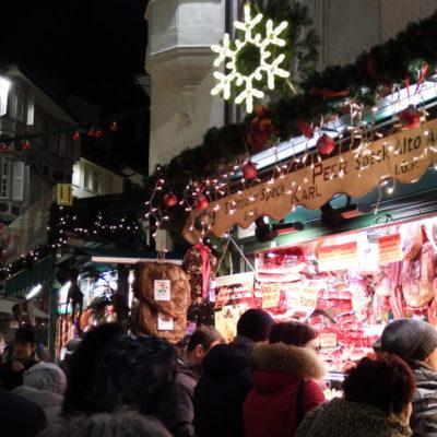 Bolzano Centro - mercato