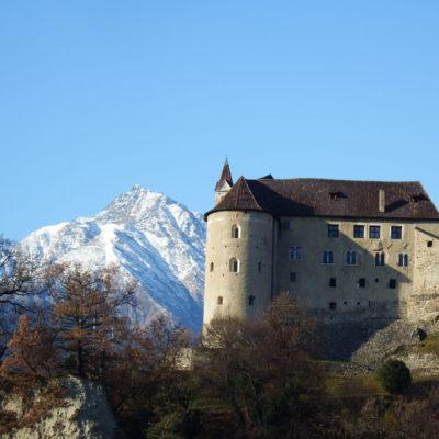 Castel Tirolo - veduta