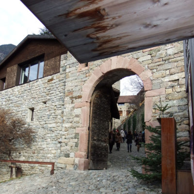 Castel Tirolo - ingresso