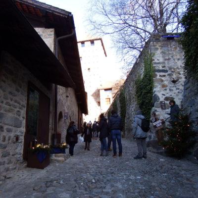 Castel Tirolo - Interno
