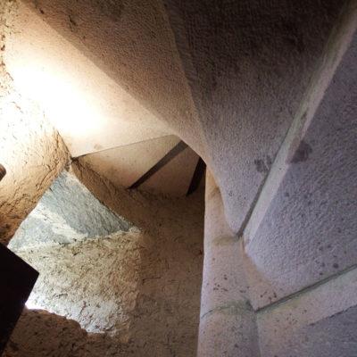 Castel Tirolo - percorso interno