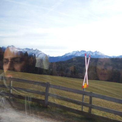 Veduta dal Trenino del Renon