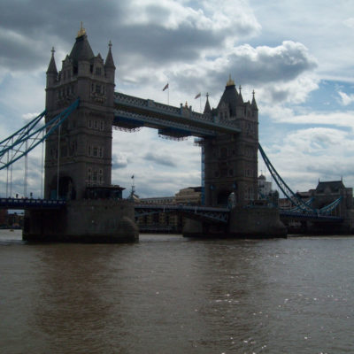 London bridge - veduta dalla Tower of London