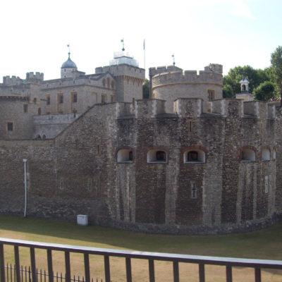 london tower -esterno