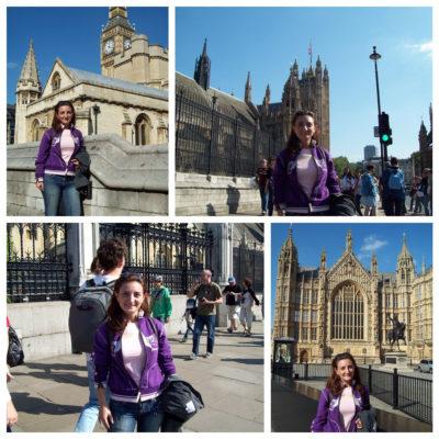 Passeggiata a Westminster
