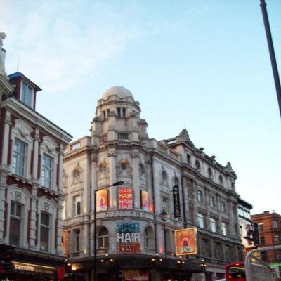 Passeggiata a Londra