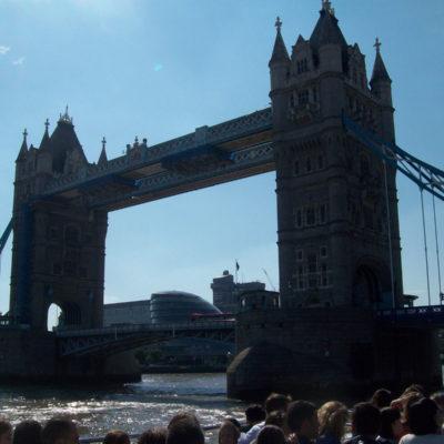 London bridge dal Thames