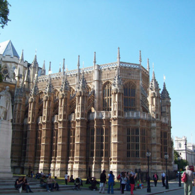 Westminster abbey retro