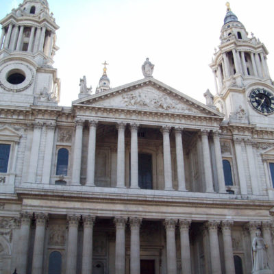St. Paul's chatedral - Londra