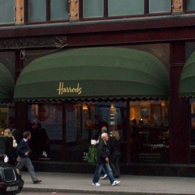 Harrods - Londra