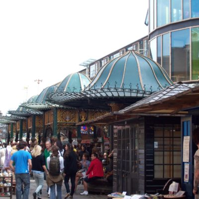 Stable Market - Camden town
