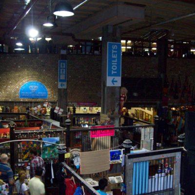 Interno Stable Market - Camden town