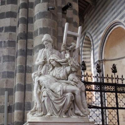 Duomo di Orvieto - la Pietà