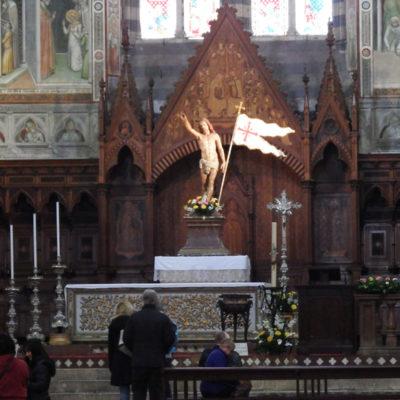 Duomo di Orvieto - altare