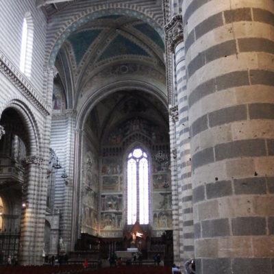 Duomo di Orvieto - interno