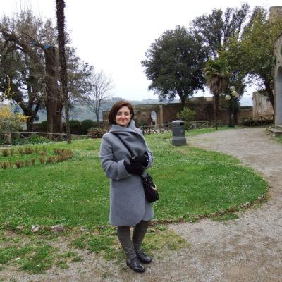 Fortezza di Albornoz - giardini