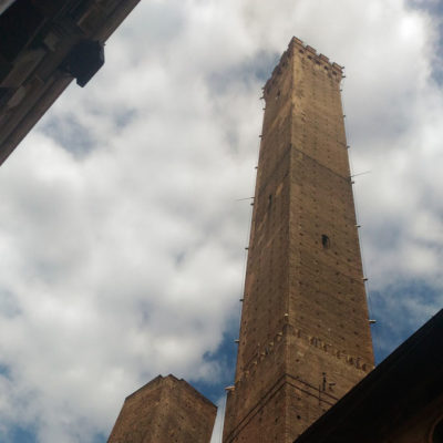 Bologna le torri