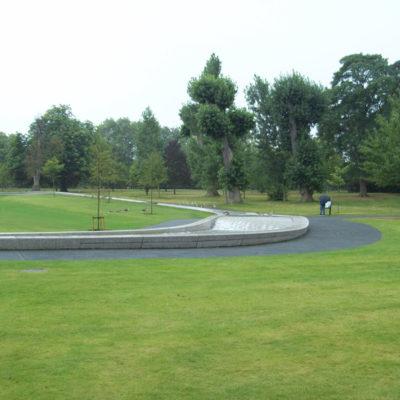 memorial diana fountain