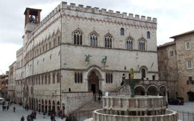 Perugia, un fine settimana fra cioccolato e cultura