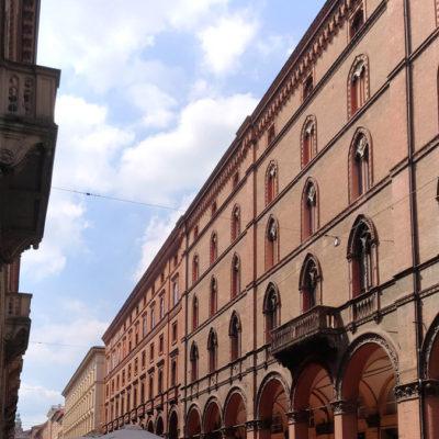 Via Indipendenza Bologna