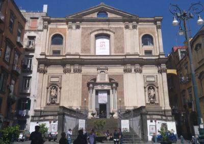 Chiesa Donnaregina Nuova Napoli