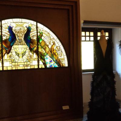 sala interno Casina delle Civette