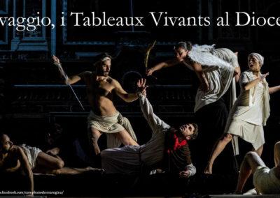 Caravaggio, I Tableaux Vivants al Donnaregina