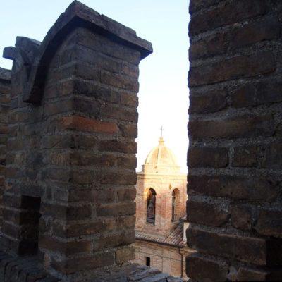 Il castello di Offagna