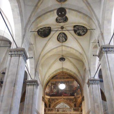 Santuario di Loreto interno
