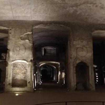 Catacombe San Gennaro inf