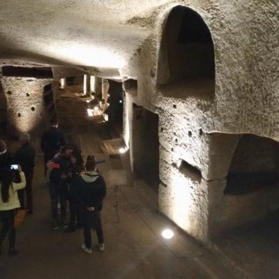 Catacombe San Gennaro sup