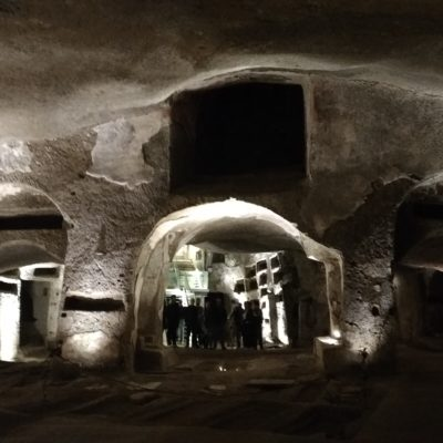 Catacombe San Gennaro sup2