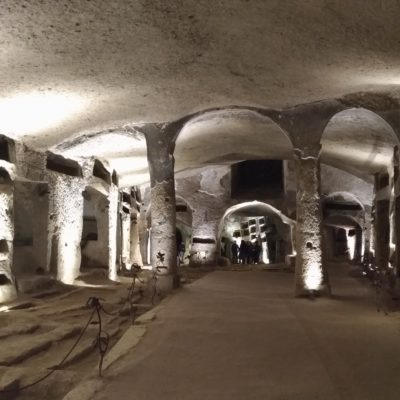 Catacombe San Gennaro sup4