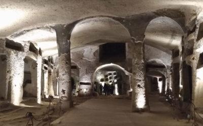 Visita serale alle Catacombe di San Gennaro a Napoli