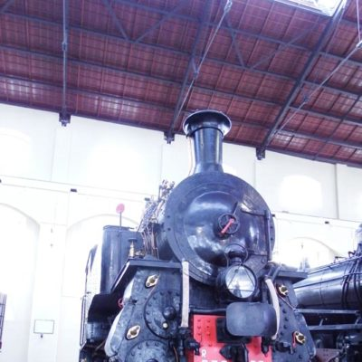 locomotiva vapore pietrarsa