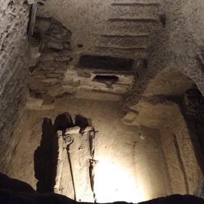 tomba San Gennaro catacome di napoli