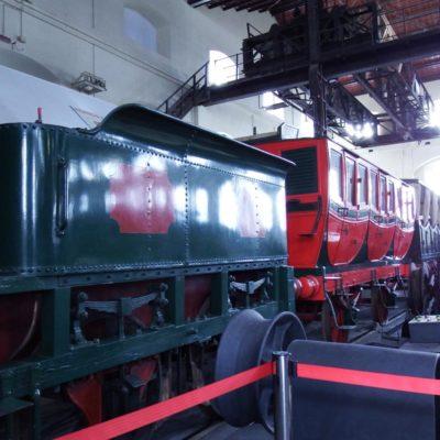 treno bayard pietrarsa