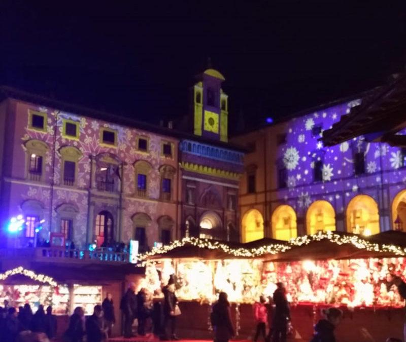 Il Natale sta arrivando! Weekend ai mercatini e villaggio tirolese ad Arezzo