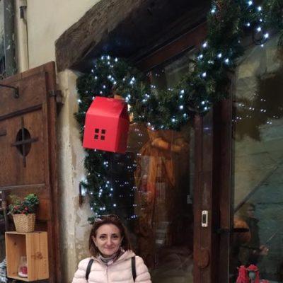 Arezzo centro Natale