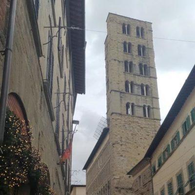 Chiesa di Santa Maria della Pieve Arezzo