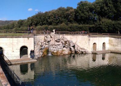 Fontana parco reggia di Caserta