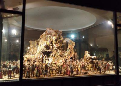 Sala del presepe reggia di Caserta