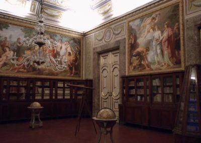 Biblioteca palatina reggia di Caserta
