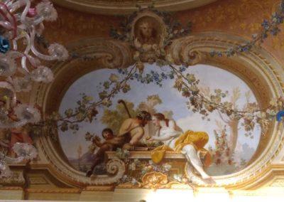Interno reggia di Caserta