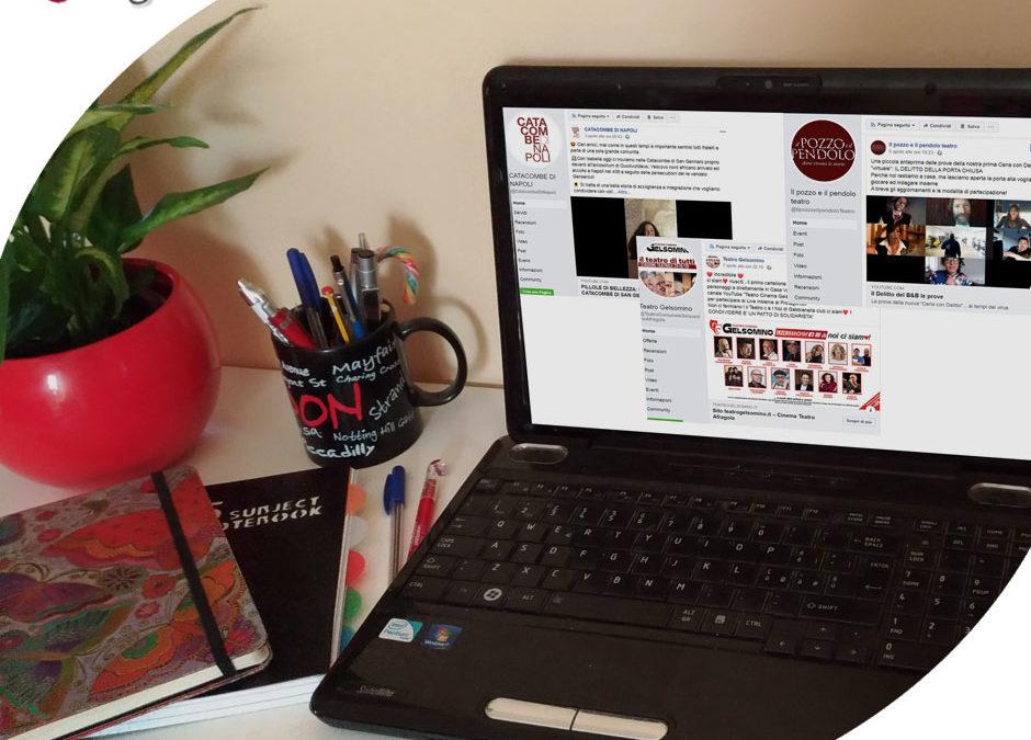 #iorestoacasa, eventi, cultura ed iniziative on line