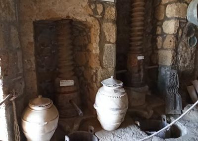 Civita di Bagnoregio casa geppetto