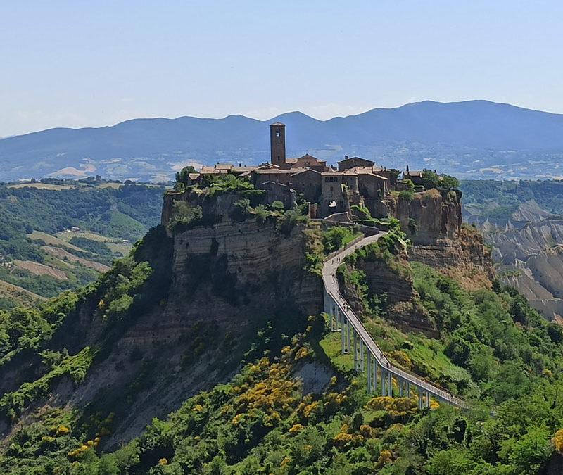 Civita di Bagnoregio, uno dei più originali borghi del Lazio